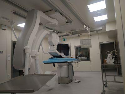 Zielonogórski szpital z naszymi instalacjami
