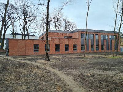 Nowy budynek Hospicjum Światło w Toruniu